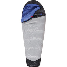 The North Face W Blue Kazoo Sleeping Long Bag High Rise Grey/Stellar Blue